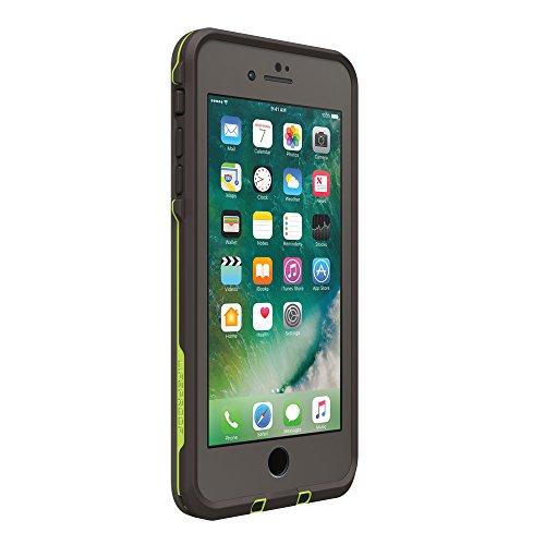 日本正規代理店品・iPhone本体保証付LIFEPROOF 防水 防塵 耐衝撃ケース fre for iPhone7 Plus Second Wind Grey 77-53997