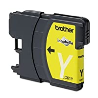 Brother LC61 Yellow Ink Cartridge by Brother [並行輸入品]