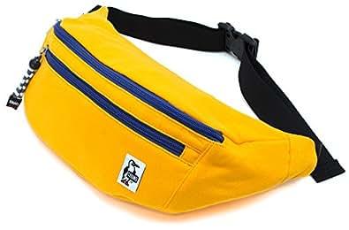 (チャムス) CHUMS SPUR ファニーパック2 スウェット ゴールデンロッド ボディバッグ ウエストバッグ