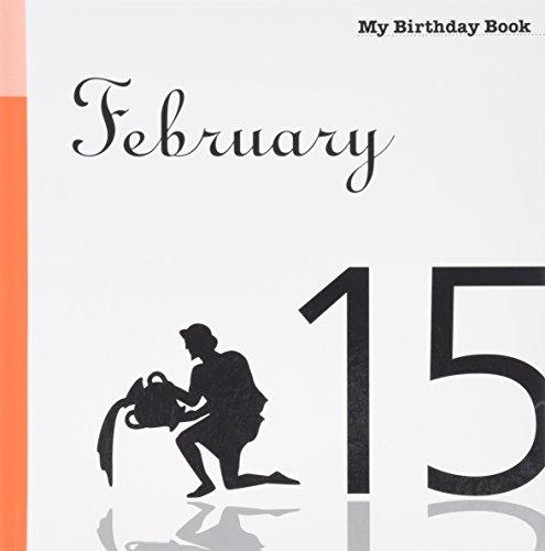 2月15日 My Birthday Book