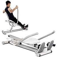H-TRAINING ローイングマシーン Rowing machine Rower 連携 有酸素運動 トレーニング 筋力アップ 肉体改造 EJ 2098W(海外直送品)