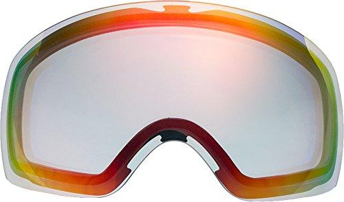 自社製 オークリー FLIGHT DECK XM ゴーグル用交換レンズ RUBY CLEAR