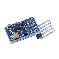 Gaoominy HMC5883L パワー電源:3V-5Vトリプル軸コンパス磁力計センサモジュール