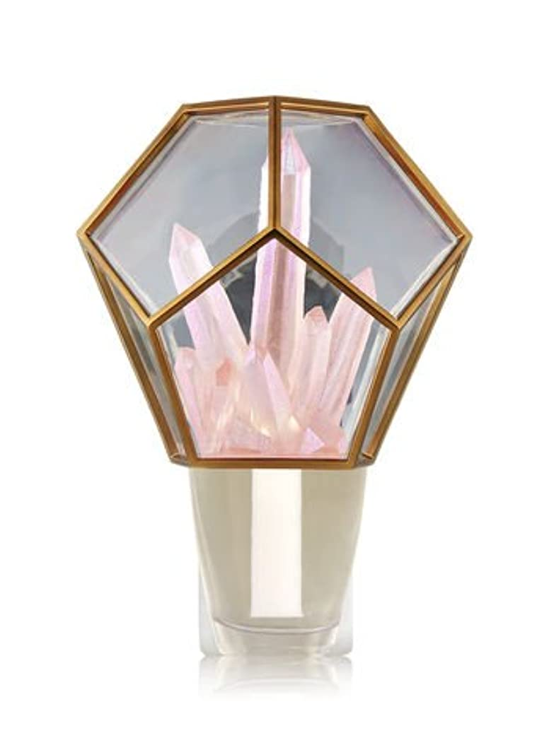 結果として癒す平行【Bath&Body Works/バス&ボディワークス】 ルームフレグランス プラグインスターター (本体のみ) クリスタルテラリウムナイトライト Wallflowers Fragrance Crystal Terrarium...