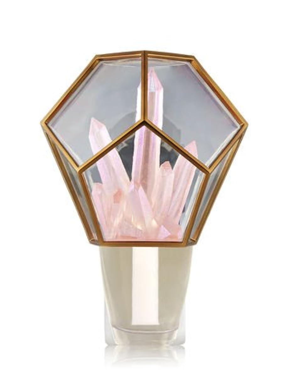 立方体チート換気する【Bath&Body Works/バス&ボディワークス】 ルームフレグランス プラグインスターター (本体のみ) クリスタルテラリウムナイトライト Wallflowers Fragrance Crystal Terrarium...