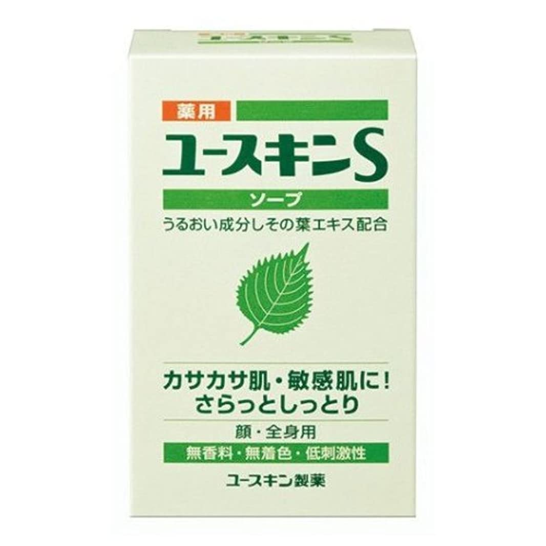 役職窒息させる郵便番号ユースキン製薬 薬用ユースキンSソープ 90g(医薬部外品)