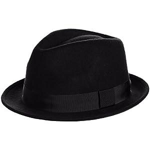 (グレース)grace 定番中折れフェルトハット THE FELT HAT TH407 015/BK F