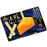 森永製菓  小枝プレミアム<濃いチーズ味>   35g×10個