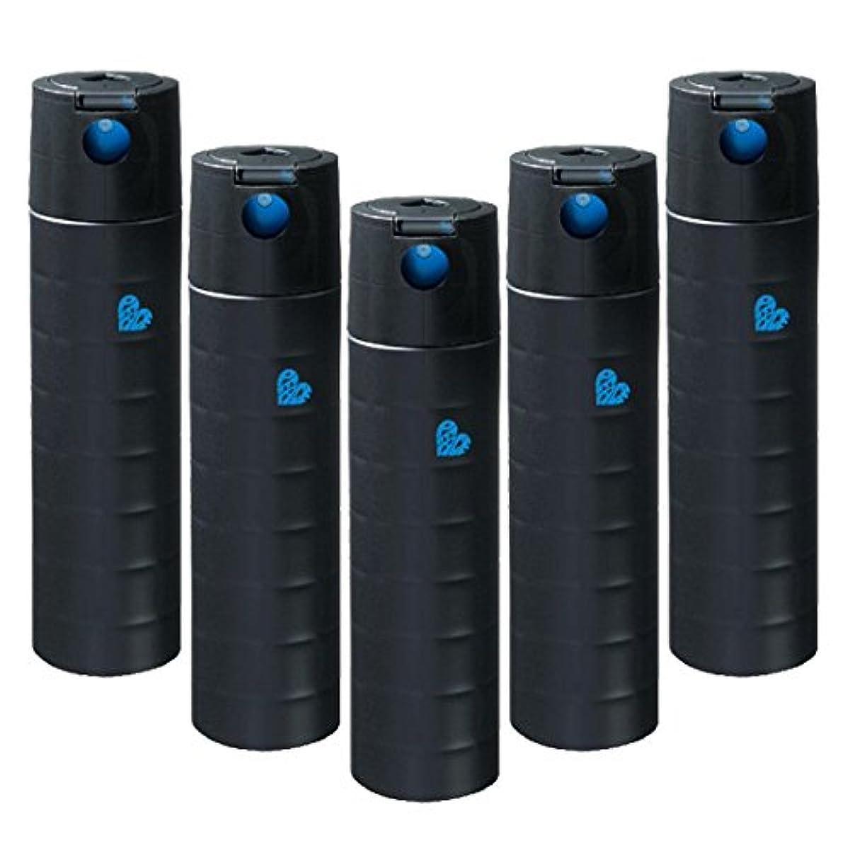 ステープルコア第二【x5個セット】 アリミノ ピース フリーズキープspray ブラック 140g (200ml) スプレーライン