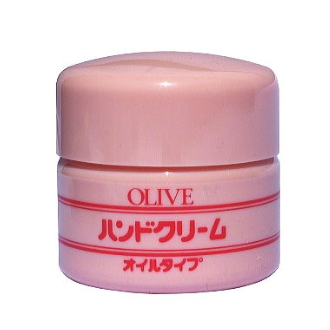 持つ反対した混雑鈴虫化粧品 オリーブハンドクリーム(オイルタイプ/容器タイプ)53g