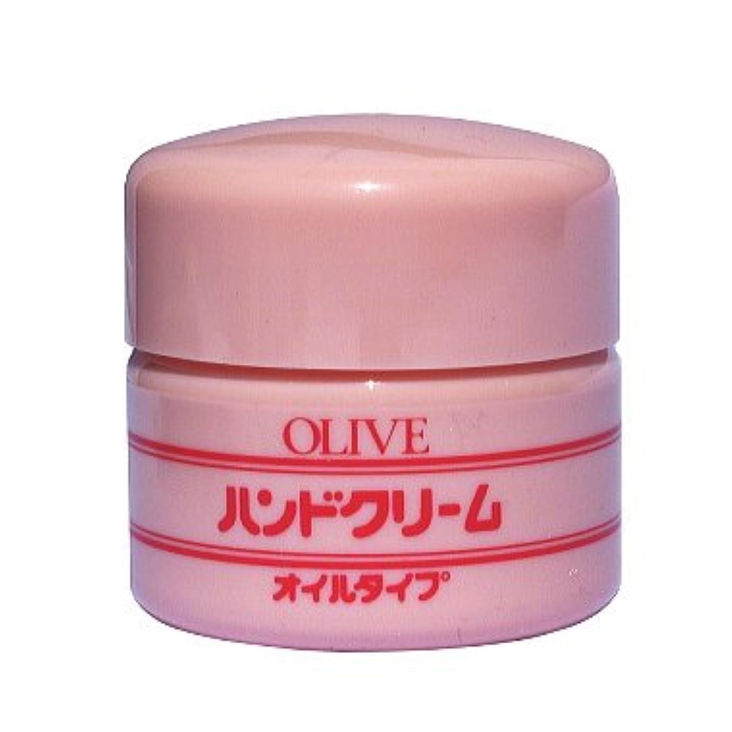 イチゴ動力学苦い鈴虫化粧品 オリーブハンドクリーム(オイルタイプ/容器タイプ)53g