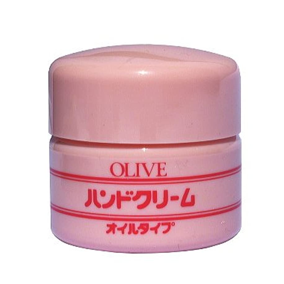 柔和ハイライト流暢鈴虫化粧品 オリーブハンドクリーム(オイルタイプ/容器タイプ)53g