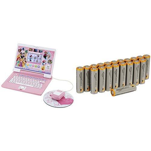 【電池付き】ディズニー&ディズニー/ピクサーキャラクターズ ワンダフルスイートパソコン