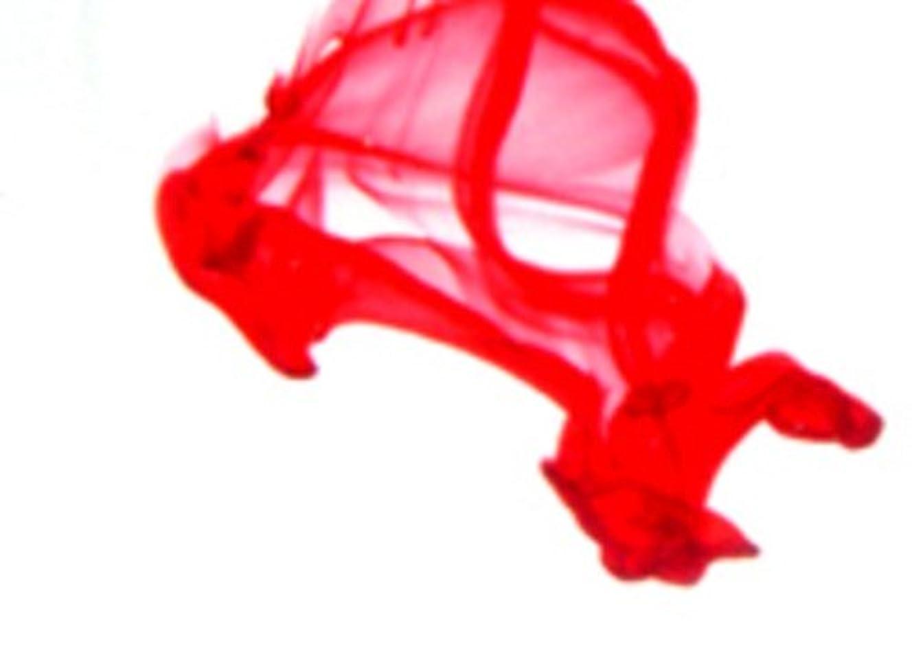 青写真潤滑する行動Red Soap Dye 50ml - Highly Concentrated