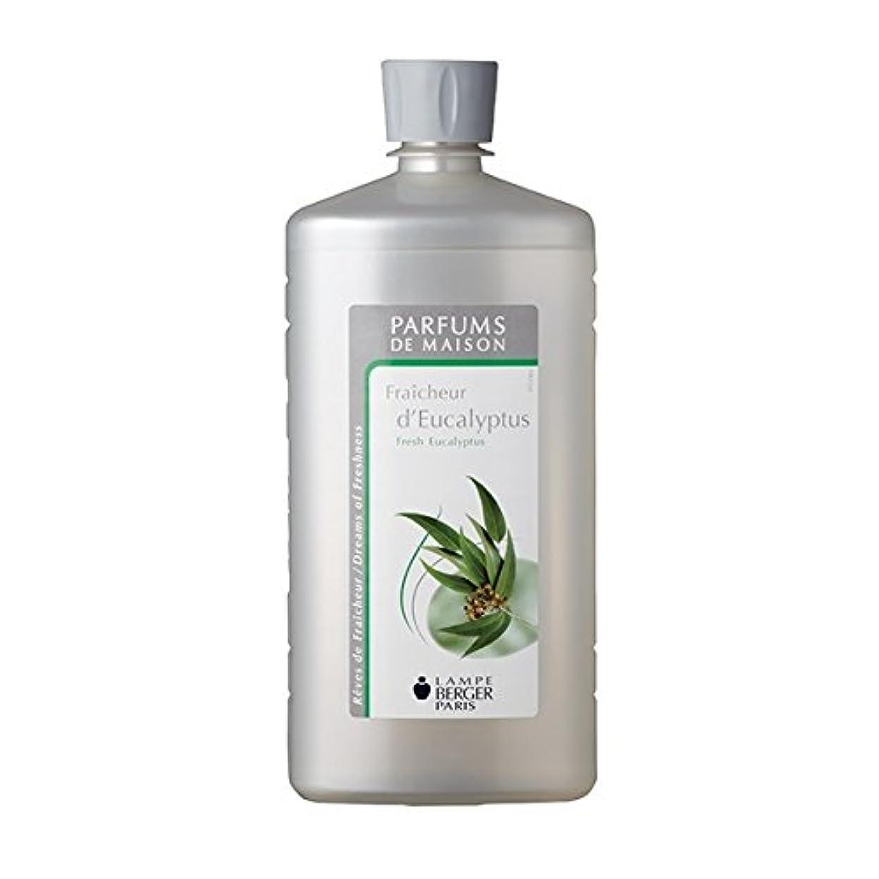 発揮する押し下げる叙情的なランプベルジェオイル(ユーカリ)Fraîcheur d'Eucalyptus Fresh Eucalyptus