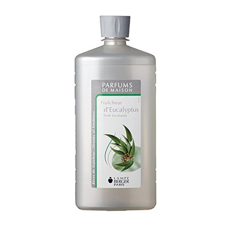 保守的繊維に渡ってランプベルジェオイル(ユーカリ)Fraîcheur d'Eucalyptus Fresh Eucalyptus