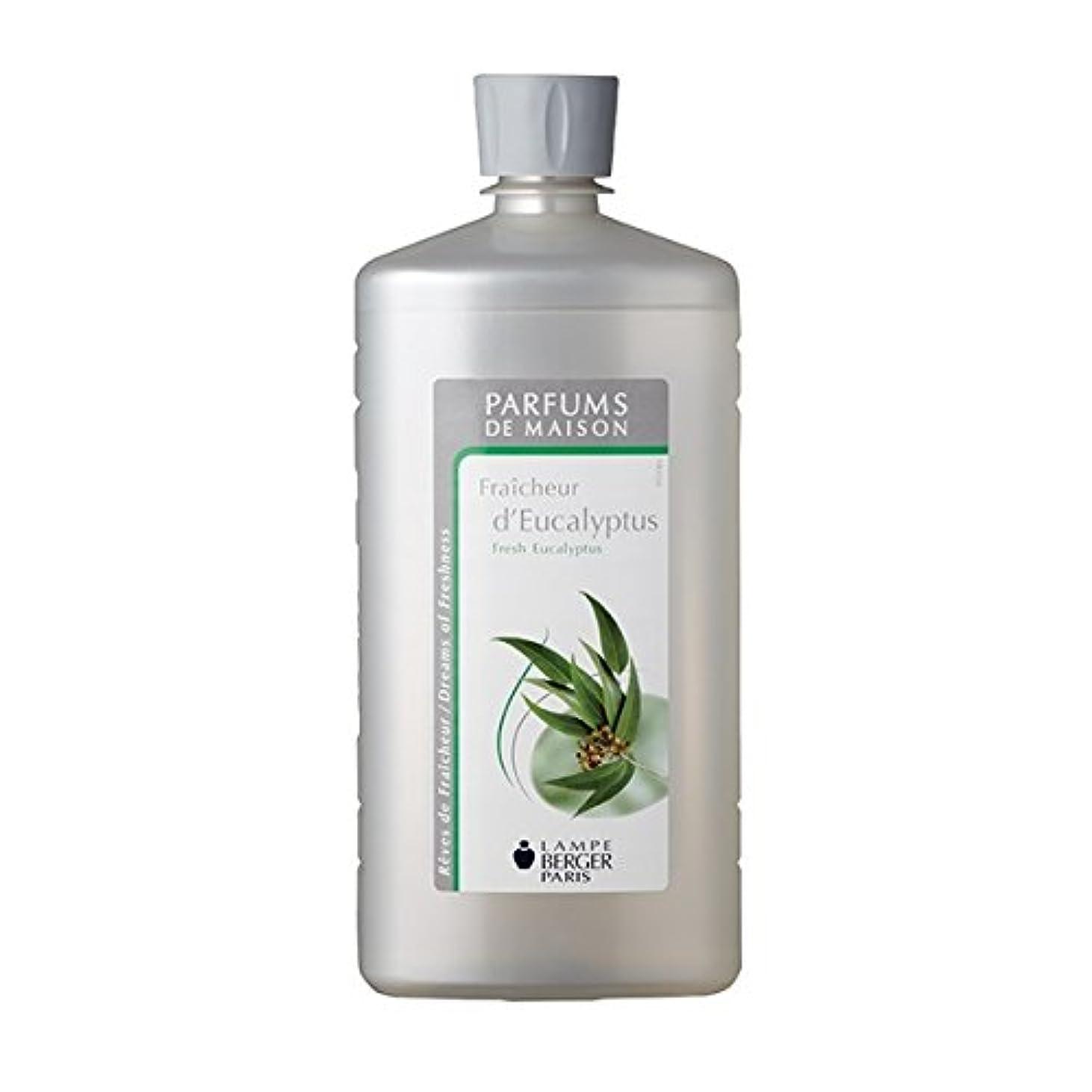 最初冷凍庫約束するランプベルジェオイル(ユーカリ)Fraîcheur d'Eucalyptus Fresh Eucalyptus