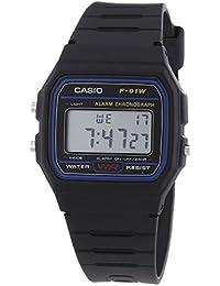 [カシオ]casio 腕時計 スタンダードデジタルウォッチ F-91W-1 【並行輸入品】
