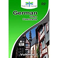 Dragonfly Language Video Flashcards: German Volume 1 [並行輸入品]