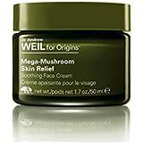 起源アンドルー?ワイル起源メガキノコ皮膚緩和なだめるような顔クリーム50ミリリットルのために x4 - Origins Dr. Andrew Weil For Origins Mega-Mushroom Skin Relief...