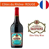Les Dauphins Reserve Red wine, 750ml