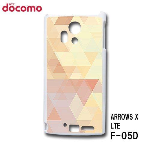 アローズエックス ARROWS X LTE F-05D スマホケース カバー パステル RB-533E