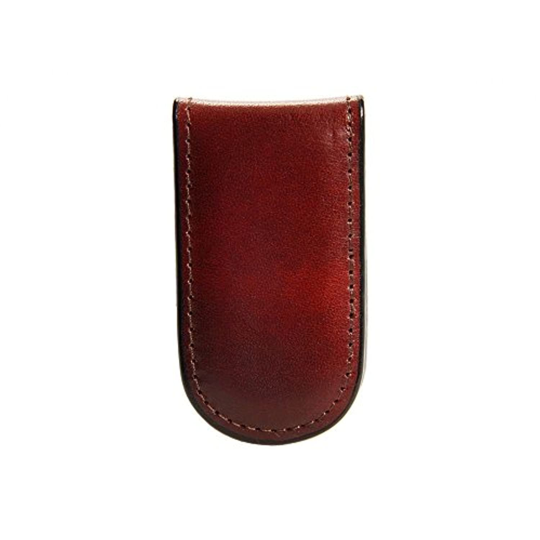 (ボスカ) Bosca メンズ マネークリップ Old Leather Collection - Magnetic Money Clip [並行輸入品]