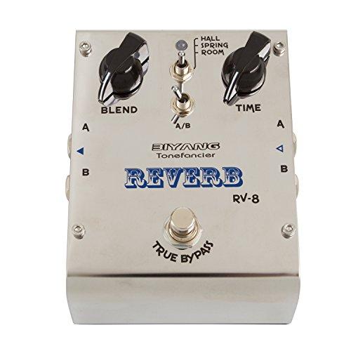 君のホームカザリ RV-8 Reverb Pedal RV-8リバーブペダル(A)
