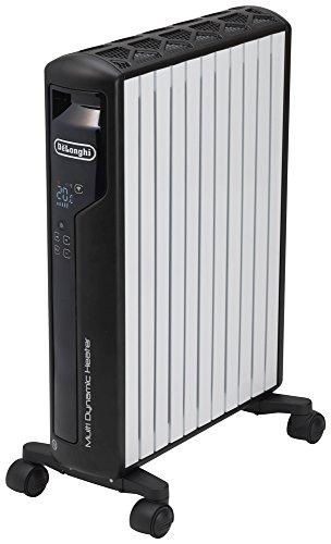 デロンギ マルチダイナミックヒーター 【10~13畳用】 Wi-Fiモデル MDH15WIFI-BK