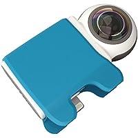 iPhone 360度カメラ Giroptic iO (ジロプティック アイオー) 写真 動画 ライブストリーミング配信 VR撮影 簡単操作