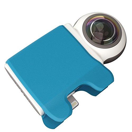 iPhone 360度カメラ Giroptic iO (ジロプティック アイ...