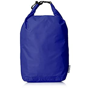 MIZUNO(ミズノ) プールバック ロールバッグ(大) 止水テープ・撥水素材 N3JP702527 L25×W22×H53cm ブルー