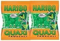 ハリボー グミ  各種2袋セット(フロッグ200g×2)