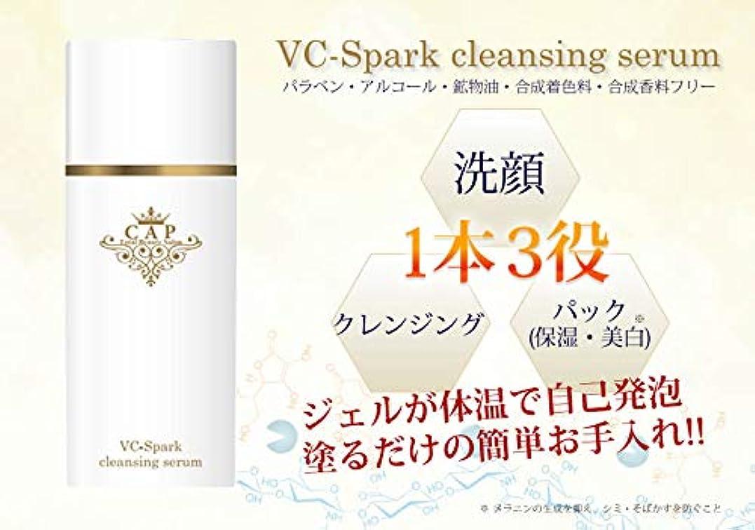 豆腐規則性値するVCスパーク クレンジングセラム 100g