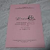 SS Paradise極 ドラマCD ナンジョウ篇 ホビガ特典SS ペーパー 冊子 ホビガールズ