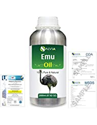 Emu 100% Natural Pure Oil 2000ml/67 fl.oz.
