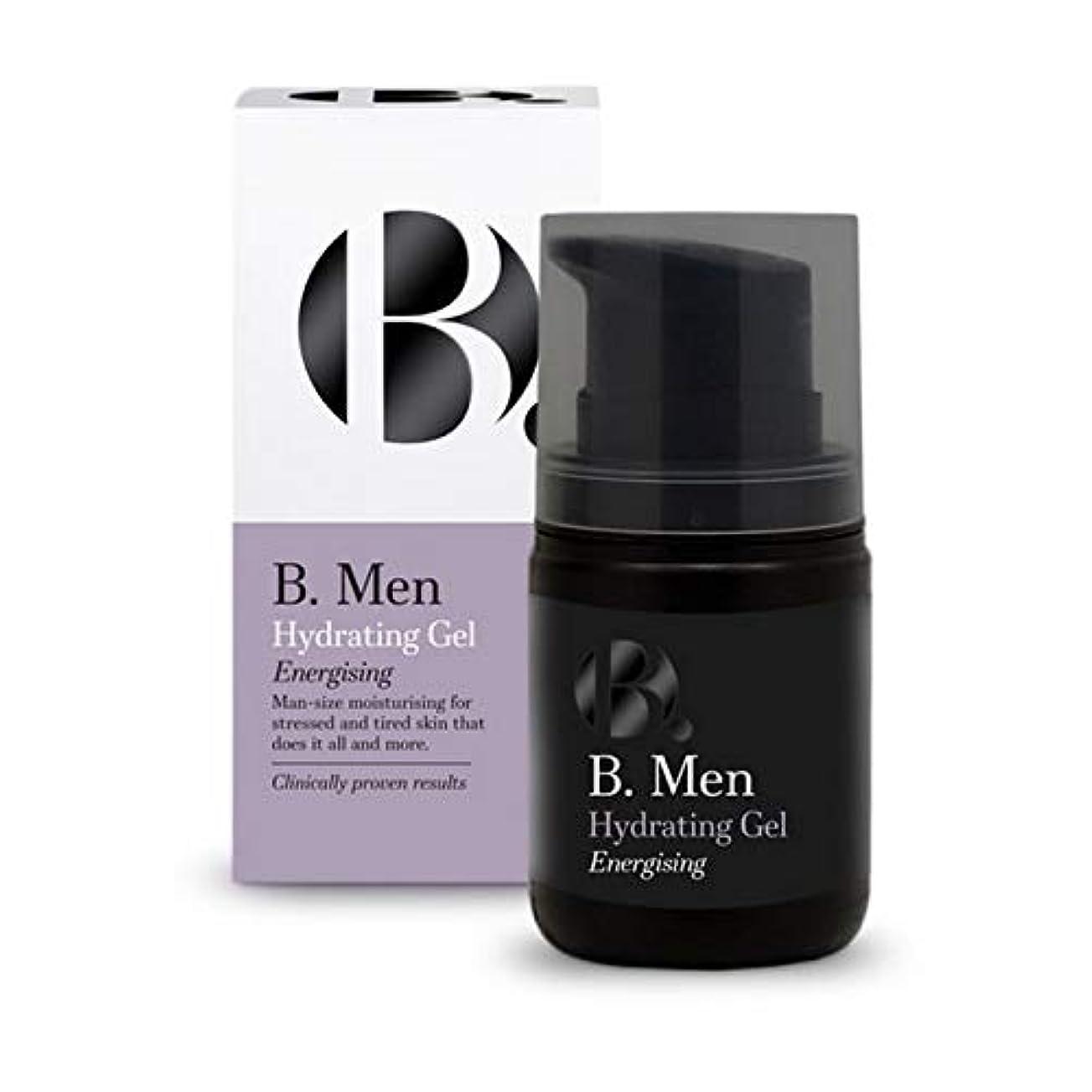 夕方葉っぱにはまって[B Men] B。男性は水和ゲルを通電しました - B. Men Energised Hydrating Gel [並行輸入品]