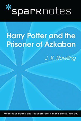 Harry Potter and the Prisoner of Azkaban (SparkNotes Literature Guide) (SparkNotes Literature Guide Series)
