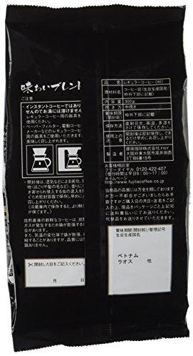 藤田珈琲 味わいブレンド 深煎りタイプ 300g