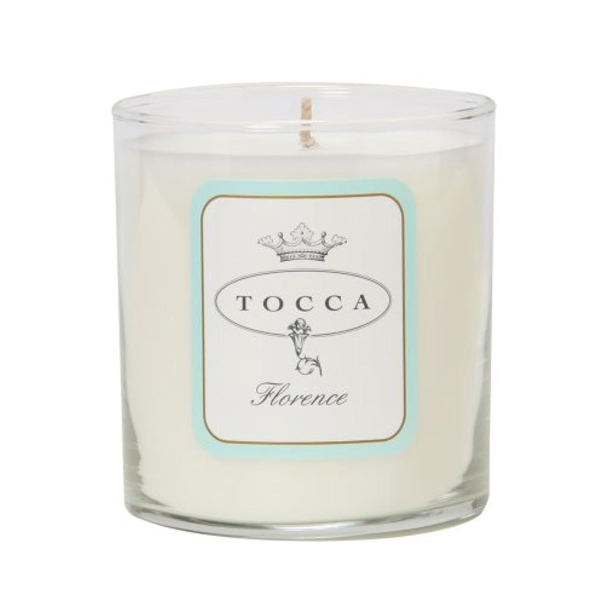 酸っぱいアーサー関与するフローレンス TOCCA トッカ アロマキャンドル 並行輸入品