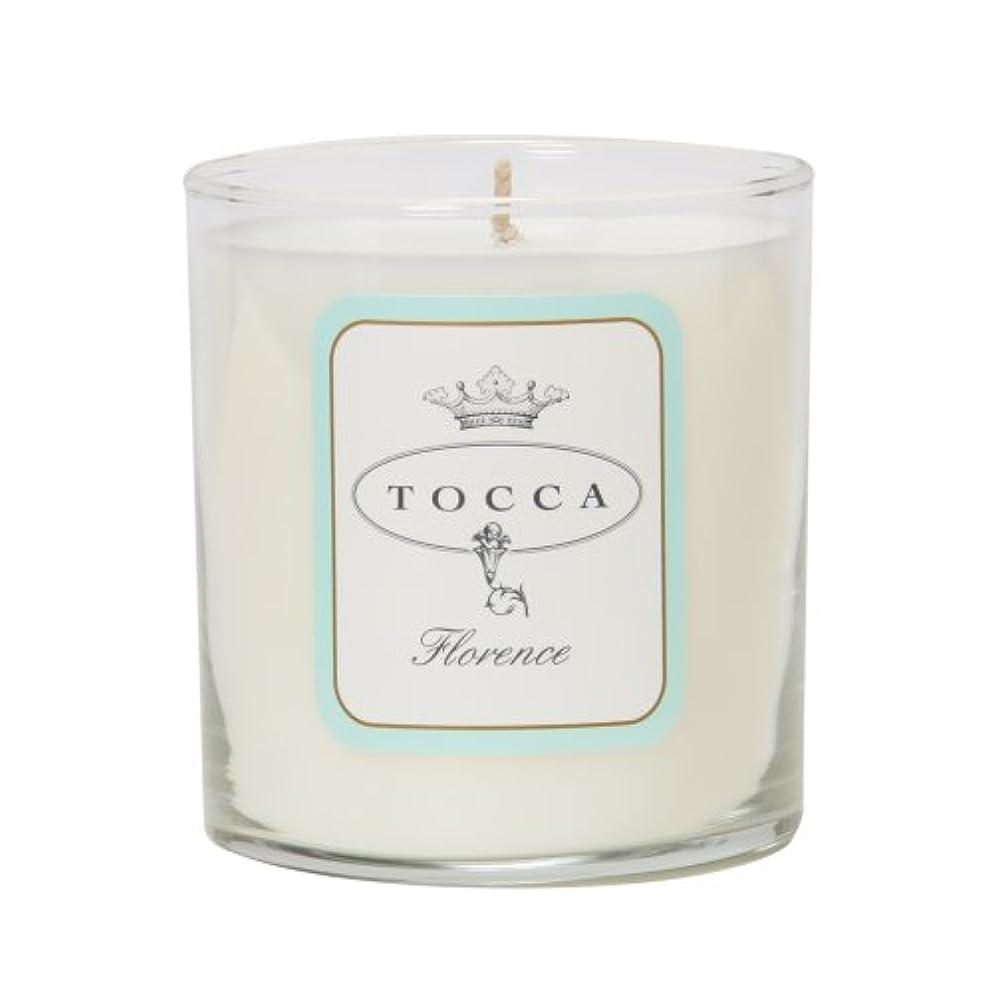 固有のアブセイ株式会社フローレンス TOCCA トッカ アロマキャンドル 並行輸入品