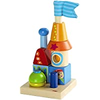 Haba Plug and Stack Master Builder Small [並行輸入品]