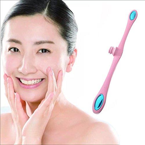 YOOME 継続的な表情筋トレーニングが,たるみ シワ ほうれい線 を改善 1年保证 顔老化防止 表情筋トレーニング 笑顔 ギフト しゃべくり (ピンク)