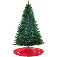 ビューティーライフ【Beauty Life®】クリスマス ツリー180 グリーン ヌード・装飾なし・オーナメント無 180センチ メタルスタンド【ツリースカート&説明書付き】Christmas tree green 180cm Xmas X-mas (180cm)
