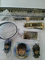 EXILE TAKAHIRO クリーナー 缶バッジ ゴムブレス パッチン