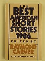 Best American Short Stories, 1986