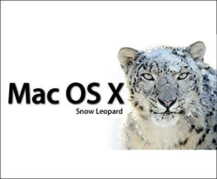 OSX Snow Leopard 10.6 Bootable USB