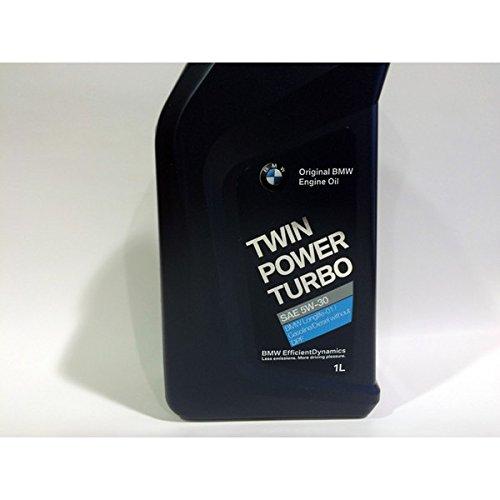 BMW 純正 5w-30/5w30 Longlife-01/ロングライフ-01 エンジンオイル 1L缶