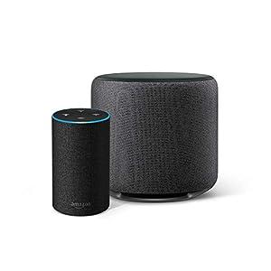 Echo (エコー), チャコール + Echo Sub (エコーサブ)