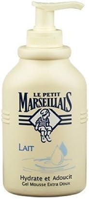 Petit Marseillais Cream Liquid Soap Dispenser, 300 Milliliters